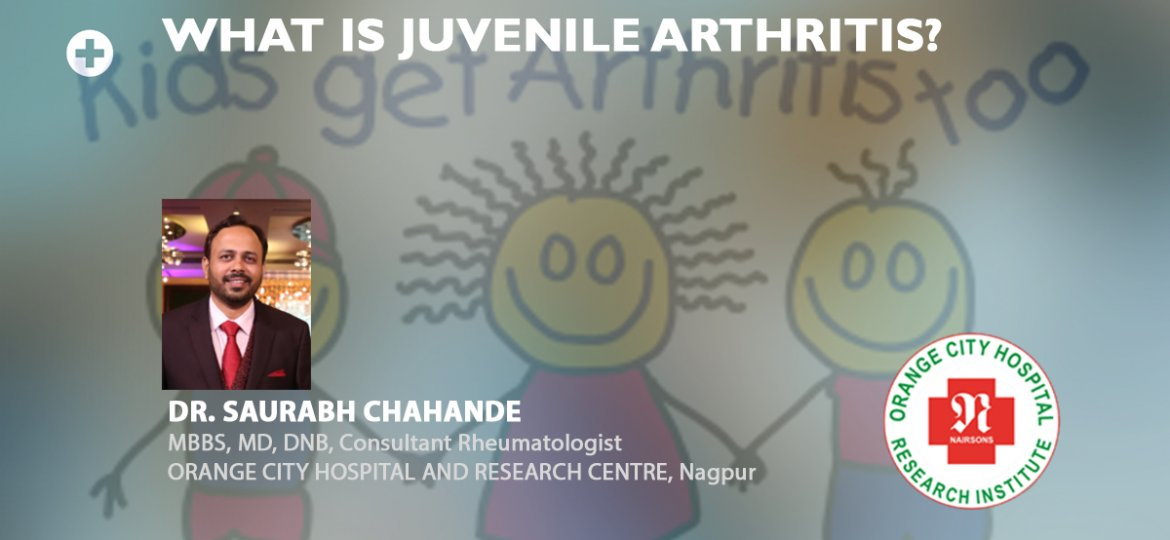 What is juvenile arthritis